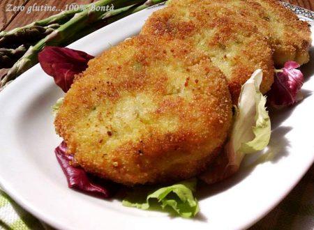 Crocchette di patate e asparagi