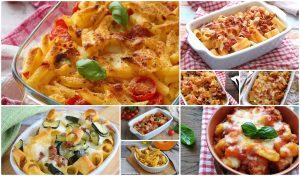 12 Ricette di Pasta al forno