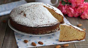 Torta Morbida alle Mandorle