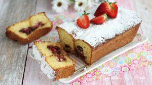 Plumcake al Mascarpone e Fragole
