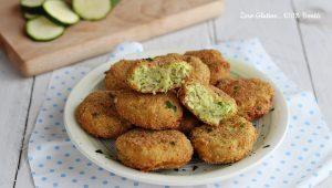 Polpette morbidissime di zucchine, patate e salame