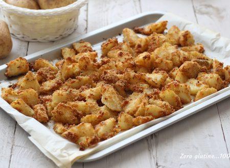 Patate croccanti al formaggio