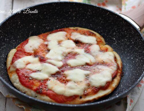 Piadina Pizza in padella