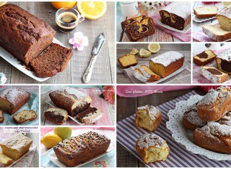 10 Ricette di Plumcake dolci