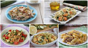 5 Primi Piatti con le Zucchine
