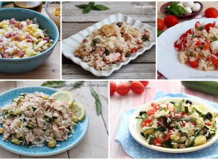 5  Insalate di riso, ricette facili e gustose