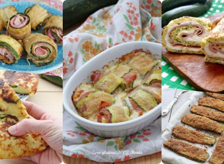 6 Ricette con le zucchine