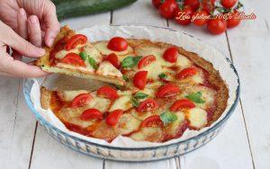 Finta Pizza di zucchine