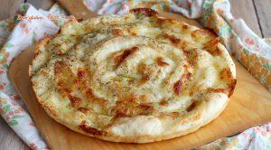 Pizza Biancaneve senza glutine