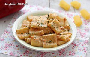 Pasta alla crema di peperoni arrostiti