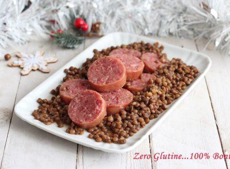Come preparare il Cotechino con le lenticchie