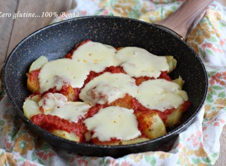 Patate alla pizzaiola in padella