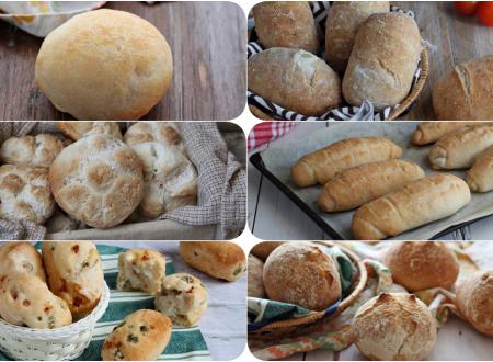 10 Ricette facili di panini senza glutine fatti in casa