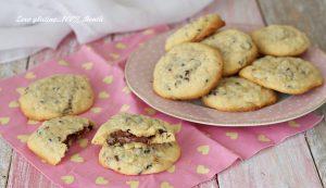 Biscotti Nutella Cookies