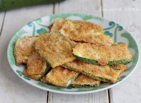 Cotolette di zucchine al forno gustose e croccanti