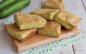 Torta salata Zucchine pie