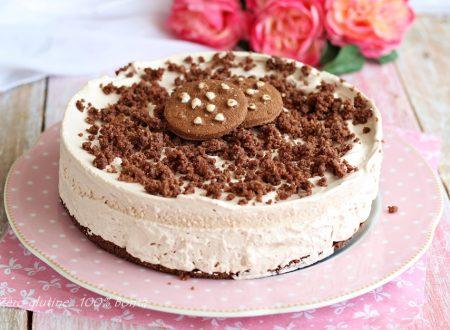 Torta fredda senza cottura nutella e panna