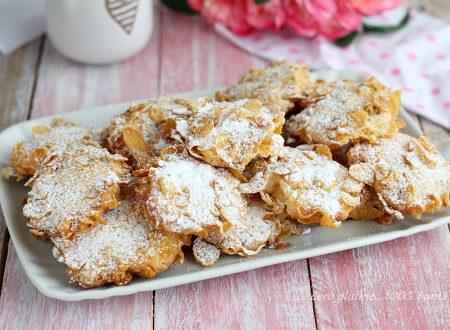 Biscotti morbidi ai cereali Corn flakes