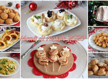 Menù di Natale 2020 Ricette facili e gustose