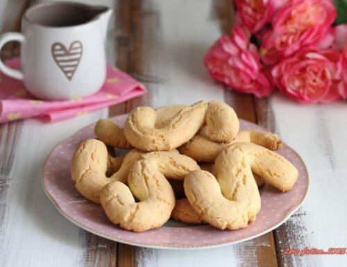 Biscotti da latte senza glutine