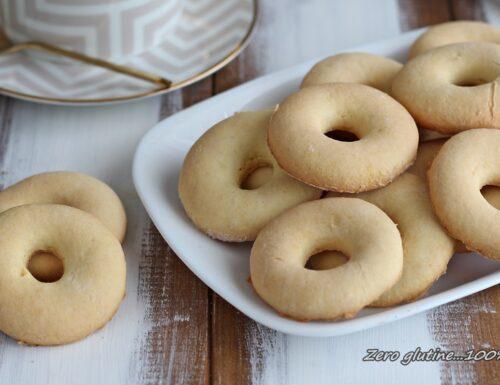 Biscotti Ciambelline da inzuppo