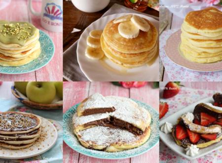 10 Ricette di Pancake alti e soffici