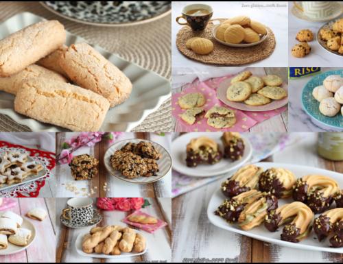10 Ricette di Biscotti
