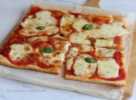 Finta Pizza di pasta sfoglia