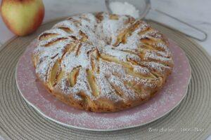 Torta di mele della nonna senza burro