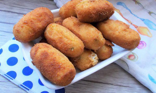 Crocchè di Patate senza glutine