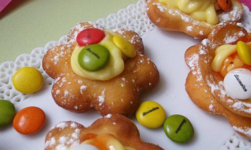 Fiori di Chiacchiere senza glutine