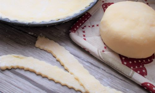 Pasta Frolla alla Ricotta