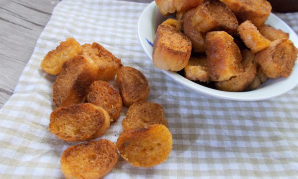 Crostini  Dorati Saporiti (Senza Glutine)