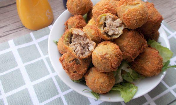 Olive all'Ascolana Senza Glutine