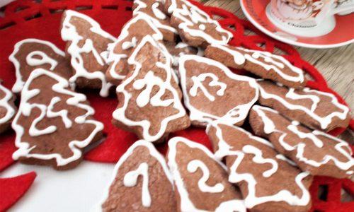 Biscotti dell'Avvento al Nesquik (Senza Glutine)