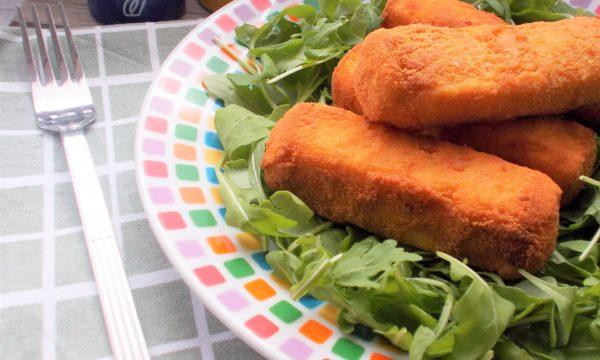 Bastoncini di Merluzzo (Impanati) Senza Glutine