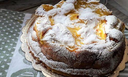 Torta Nua Senza Glutine