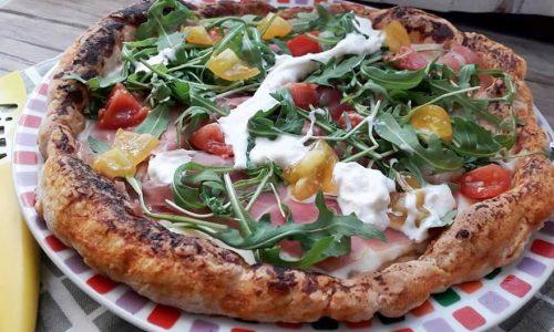 Pizza da Pizzeria a Cottura Mista