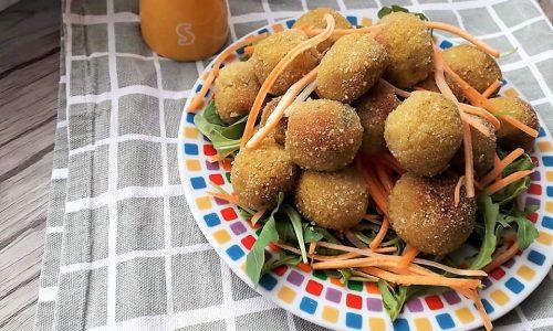 Polpette Vegetariane al Forno (Ricetta Light)