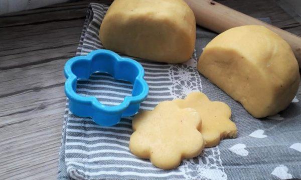 Pasta Frolla alle Nocciole
