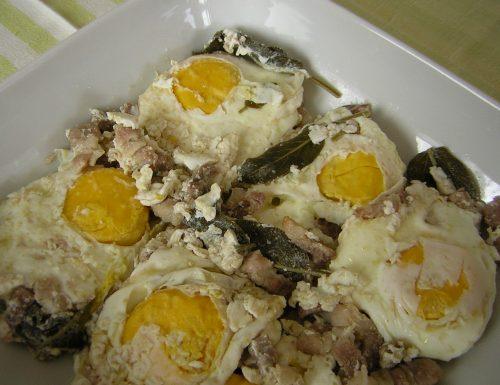 Uova in salmì, una ricetta del passato