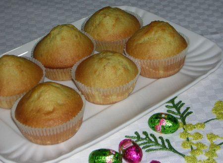 Muffin di Pasqua con ovetto