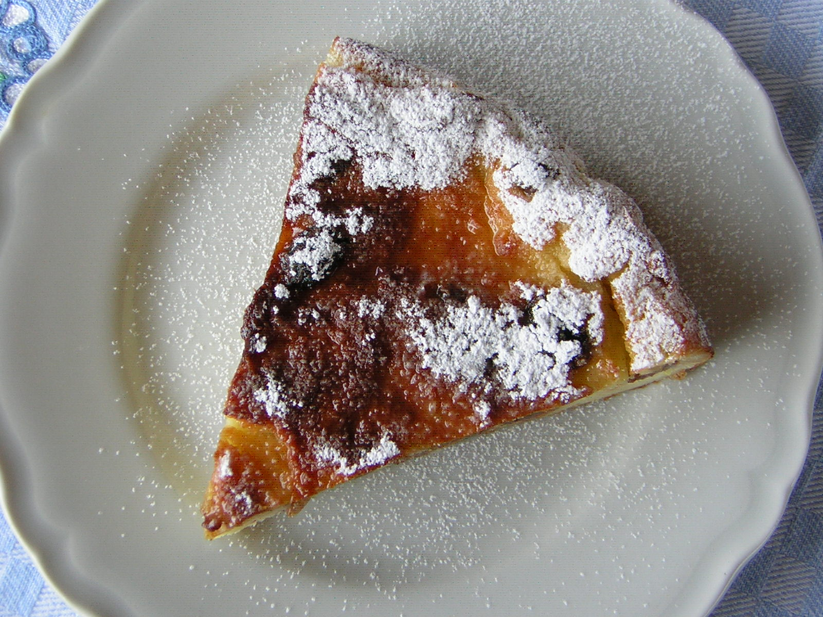 torta di semolino