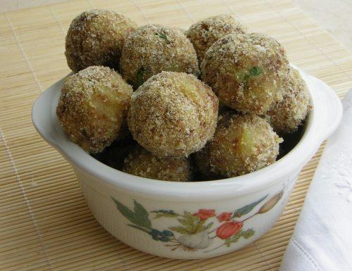 Polpette di bollito e patate ricetta facile