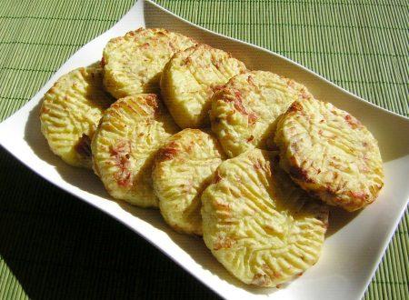 Polpette di patate saporite senza grassi