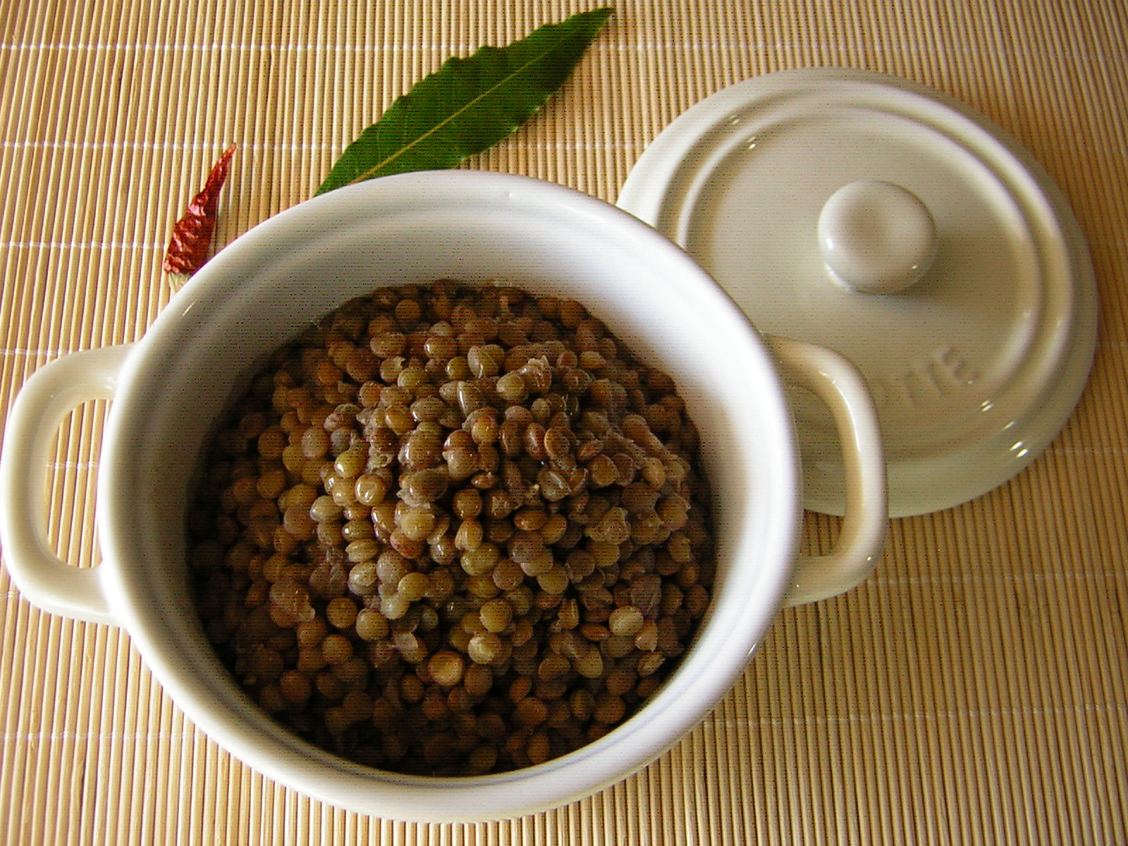 Come cucinare le lenticchie in cucina con zia lora - Come cucinare le lenticchie con cotechino ...