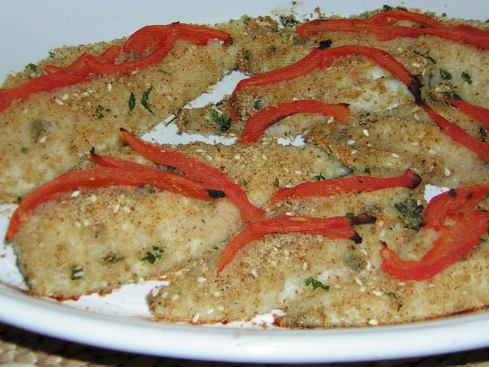 filetti di gallinella al forno | in cucina con zia lora - Come Cucinare Filetti Di Gallinella