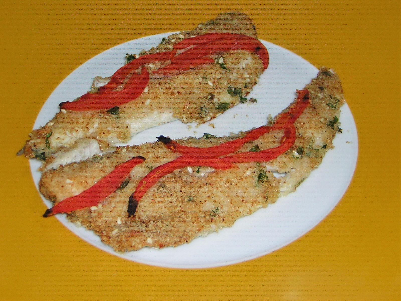 Filetti Di Gallinella Al Forno In Cucina Con Zia Lora