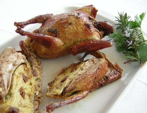 Piccioni ripieni ricetta umbra
