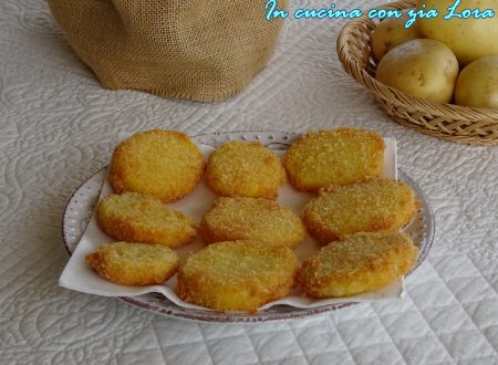 Patate fritte impanate